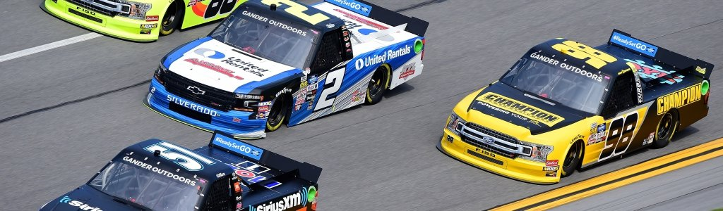 Daytona Truck Race Starting Lineup: February 15, 2019