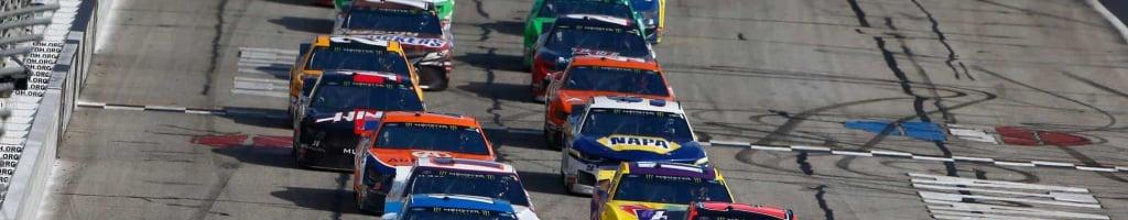 NASCAR employee tests positive for Coronavirus