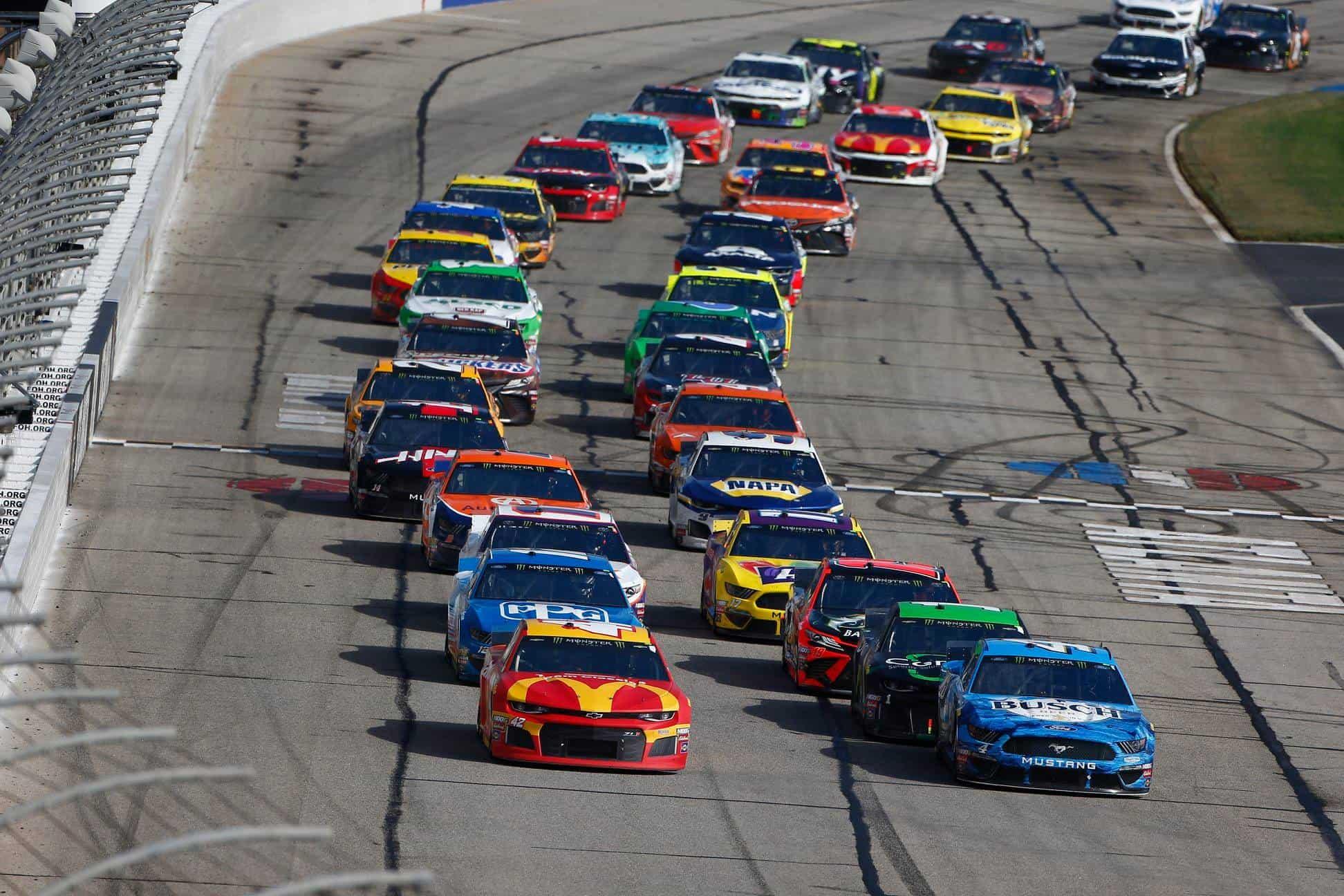 NASCAR at Atlanta Motor Speedway