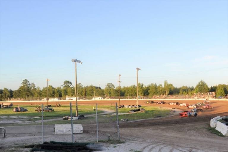 North Florida Speedway - Dirt Racing