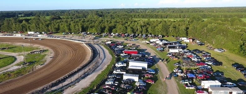 North Florida Speedway: Dirt track for sale