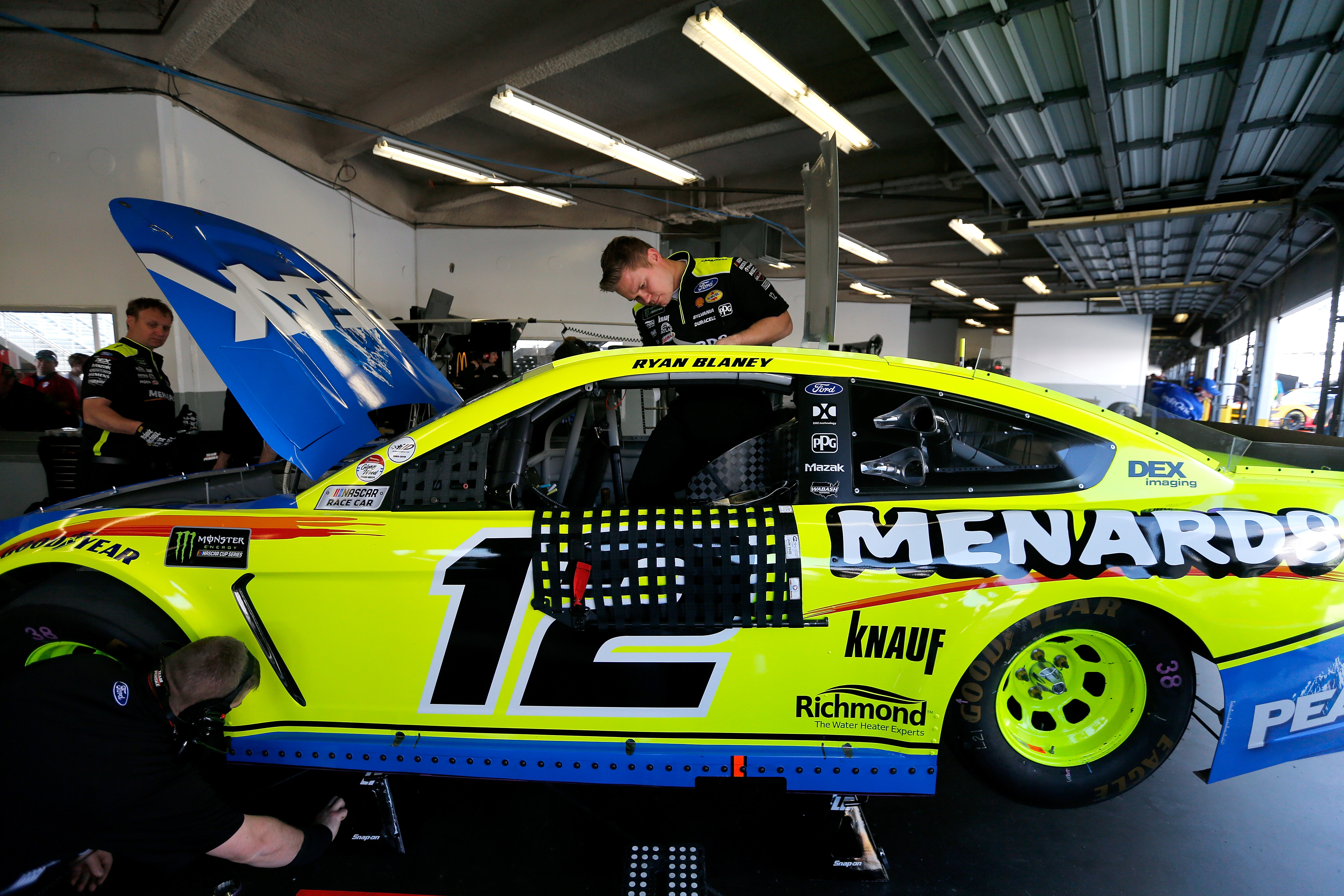 Daytona Practice Results: February 15, 2019 - NASCAR Cup Series