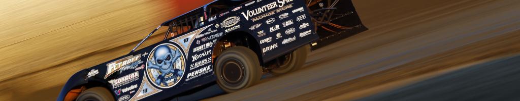 Scott Bloomquist and the team tear down the car 20 times per season