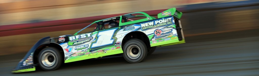 Tyler Erb comments on his new dirt late model team; Early success