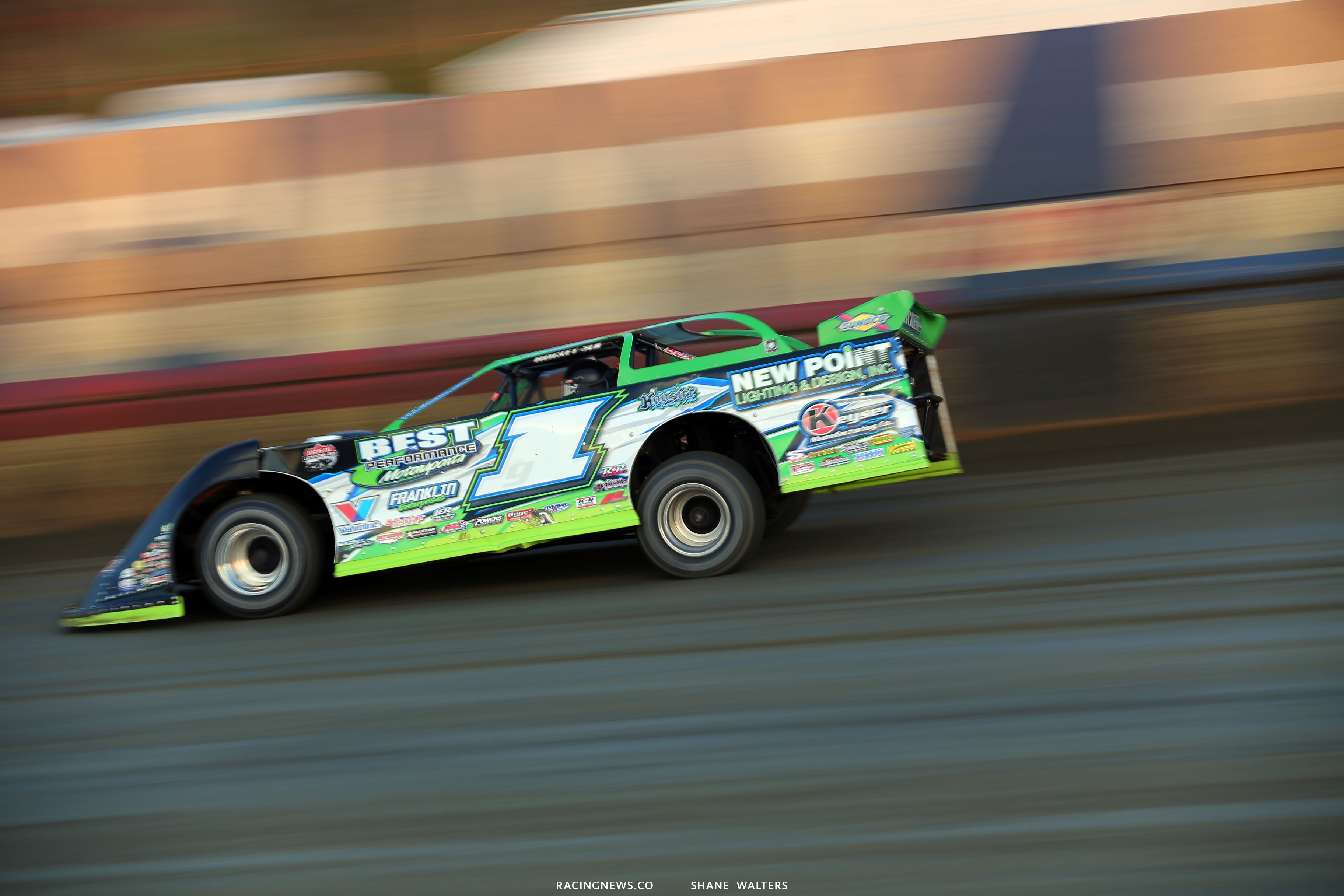 Tyler Erb at East Bay Raceway Park 7490