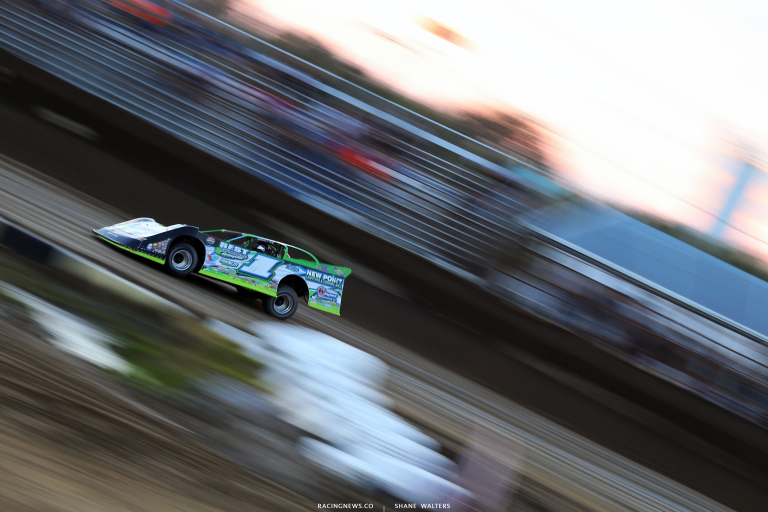 Tyler Erb at East Bay Raceway Park 8086