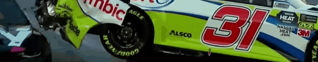 Daytona 500 pit road crash was caused by team secrets