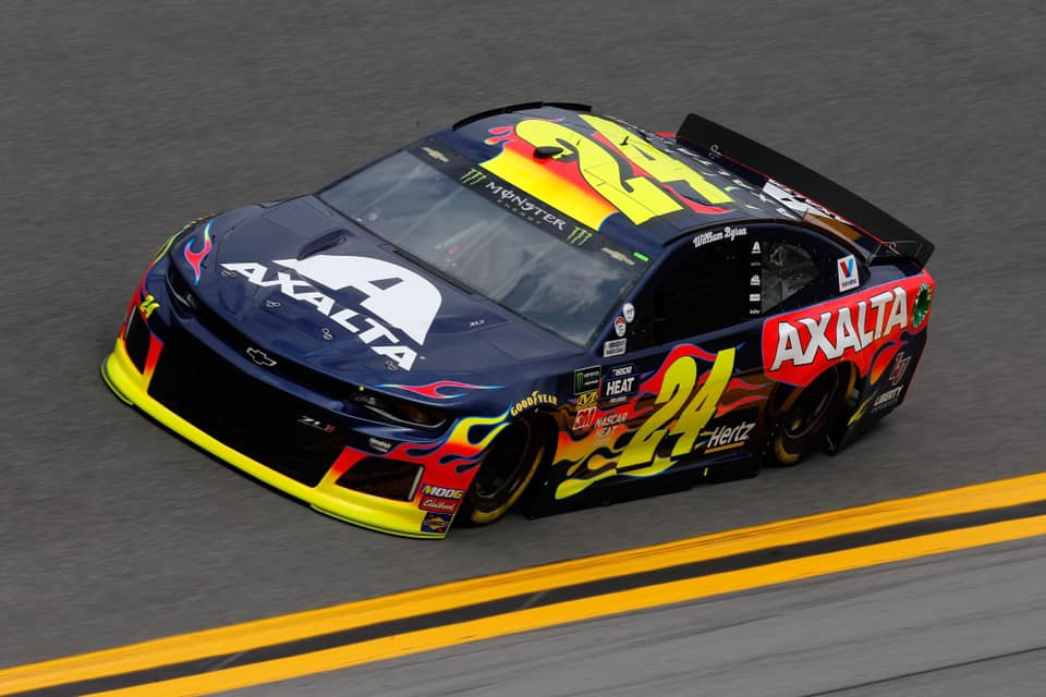 Daytona 500 Qualifying Results: February 10, 2019