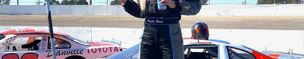 Angela Ruch makes surprise switch in NASCAR teams; Announces new tv show