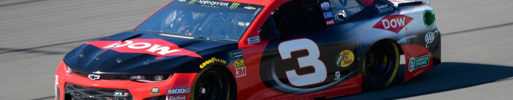 Austin Dillon tricked his competitors and took the pole at Auto Club Speedway