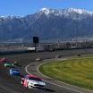 Brad Keselowski at Auto Club Speedway - NASCAR Cup Series
