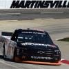 Brett Moffitt at Martinsville Speedway