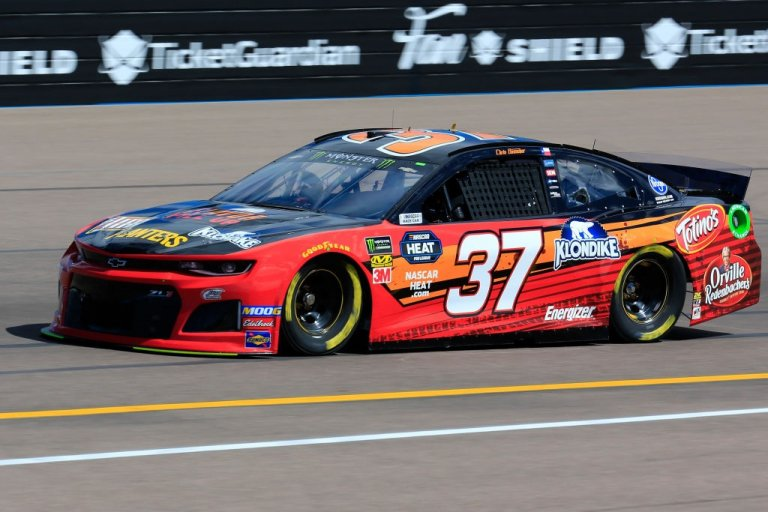 Chris Buescher at ISM Raceway - NASCAR Cup Series