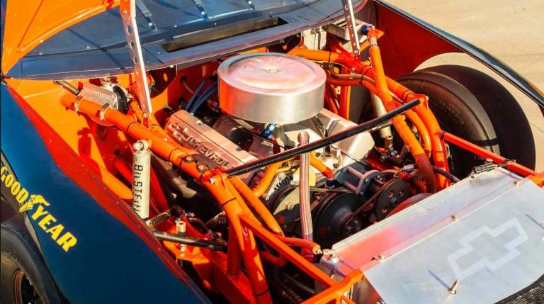 Dale Earnhardt - 1994 NASCAR engine