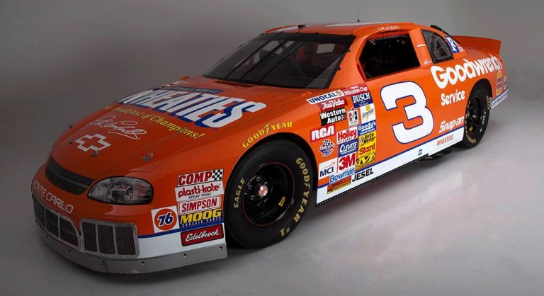 Dale Earnhardt - 1997 Wheaties Machine