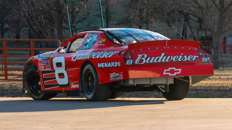 Dale Earnhardt Jr - 2004 DEI Race Car - NASCAR Cup Series
