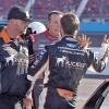 Daniel Suarez and Michael McDowell - ISM Raceway