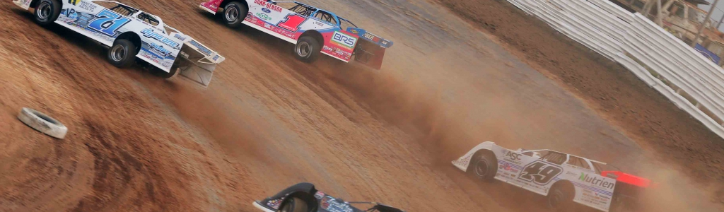Atomic Speedway Results: April 11, 2019 – Lucas Late Models