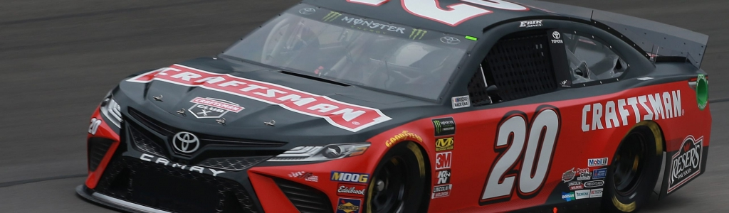 NASCAR crew member ejected at Texas Motor Speedway