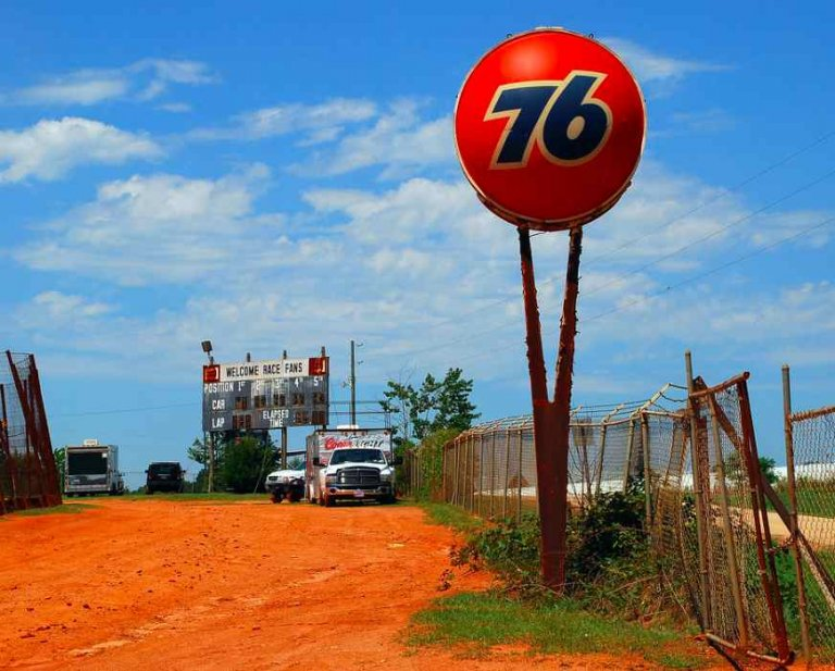Hartwell Speedway: Dirt track for sale