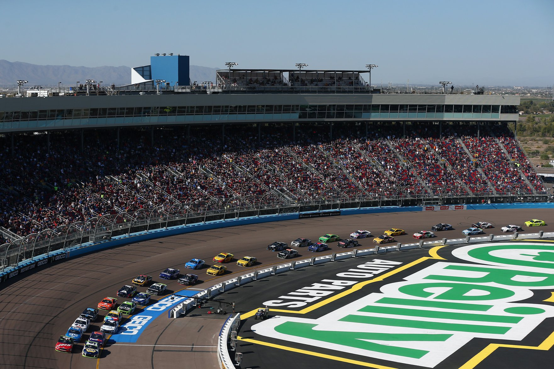Phoenix TV Schedule: NASCAR Weekend (March 2019)