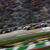 Jimmie Johnson, William Byron and Chase Elliott at Texas Motor Speedway - NASCAR Cup Series