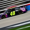 Jimmie Johnson at Texas Motor Speedway