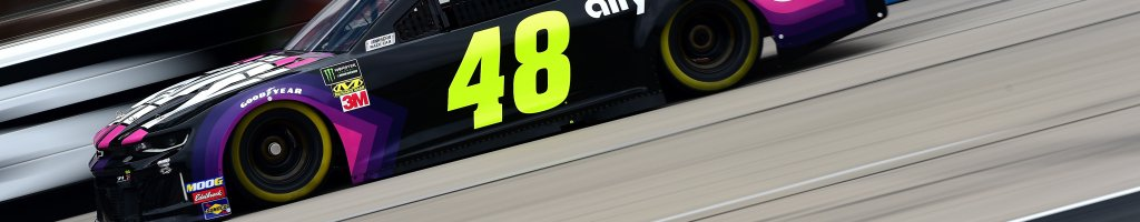 Jimmie Johnson comments on NASCAR qualifying