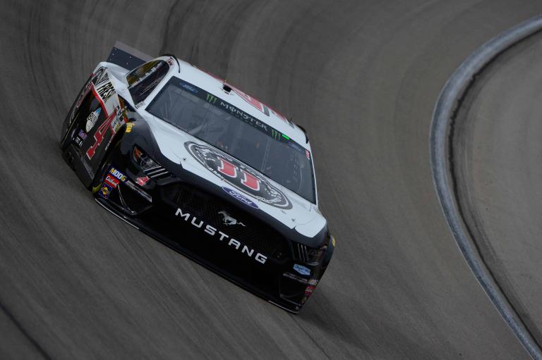 Kevin Harvick at Las Vegas Motor Speedway - NASCAR