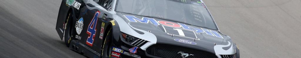 NASCAR drivers react to qualifying at Texas Motor Speedway