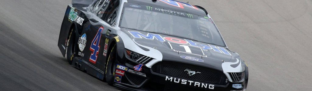 NASCAR drivers react to qualifying at Texas Motor Speedway
