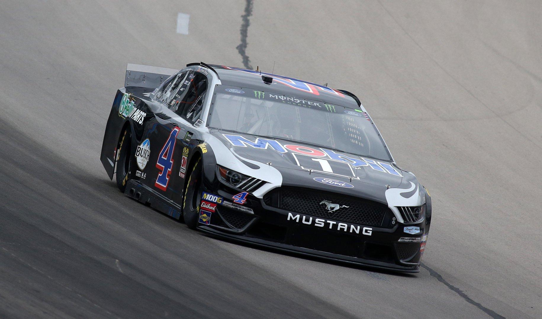 Kevin Harvick at Texas Motor Speedway - NASCAR