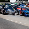 Kyle Busch and Stewart Friesen at Martinsville Speedway - NASCAR Truck Series