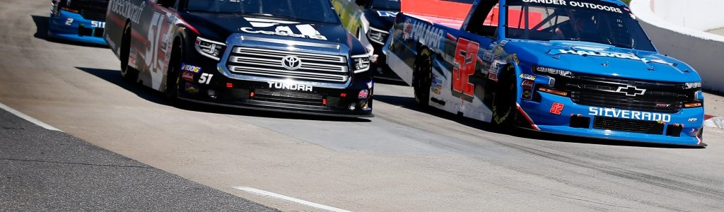 Martinsville Truck Race Results: March 23, 2019