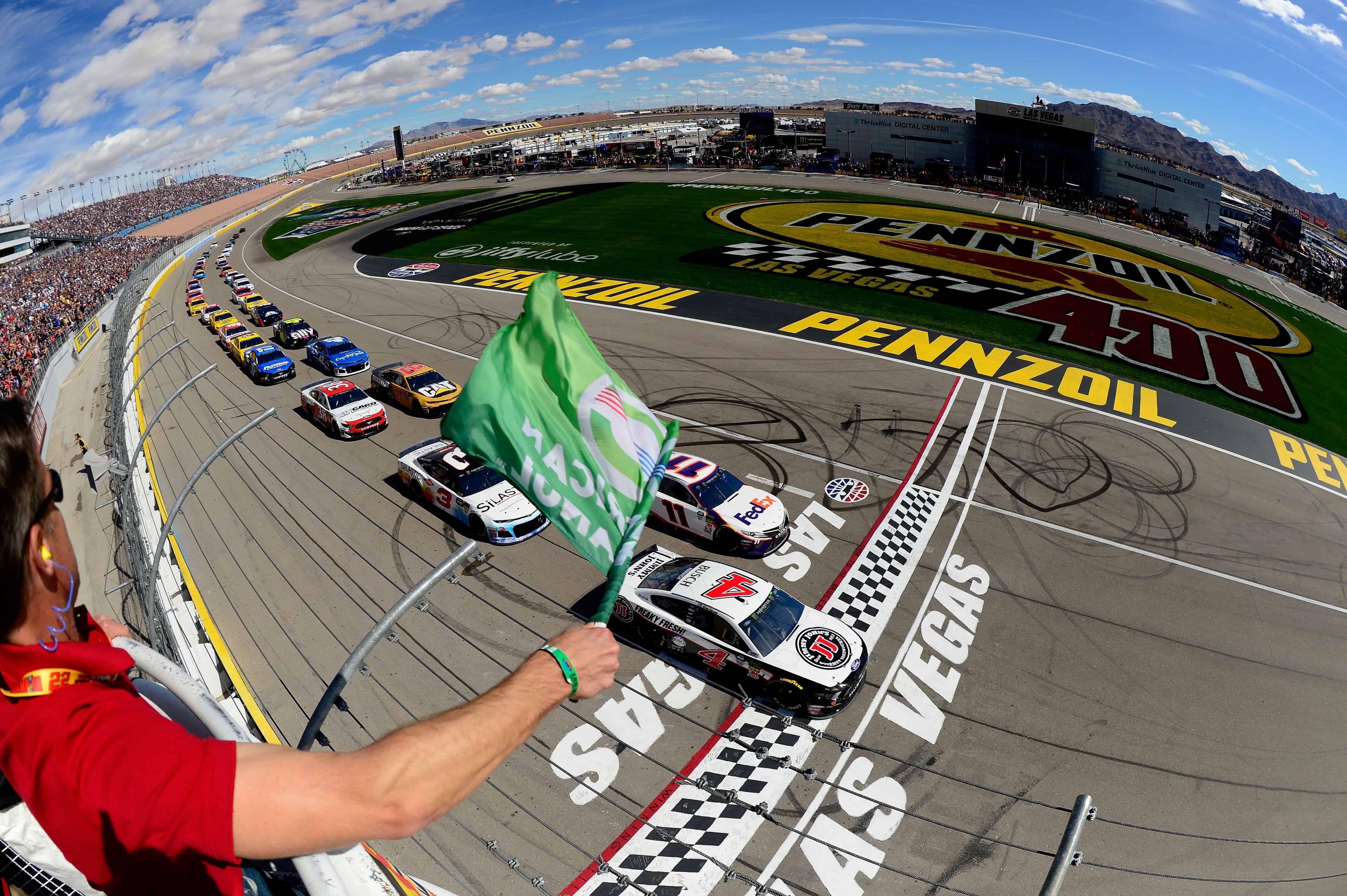 Las Vegas Starting Lineup: September 2019 (NASCAR Cup Series) - Racing News