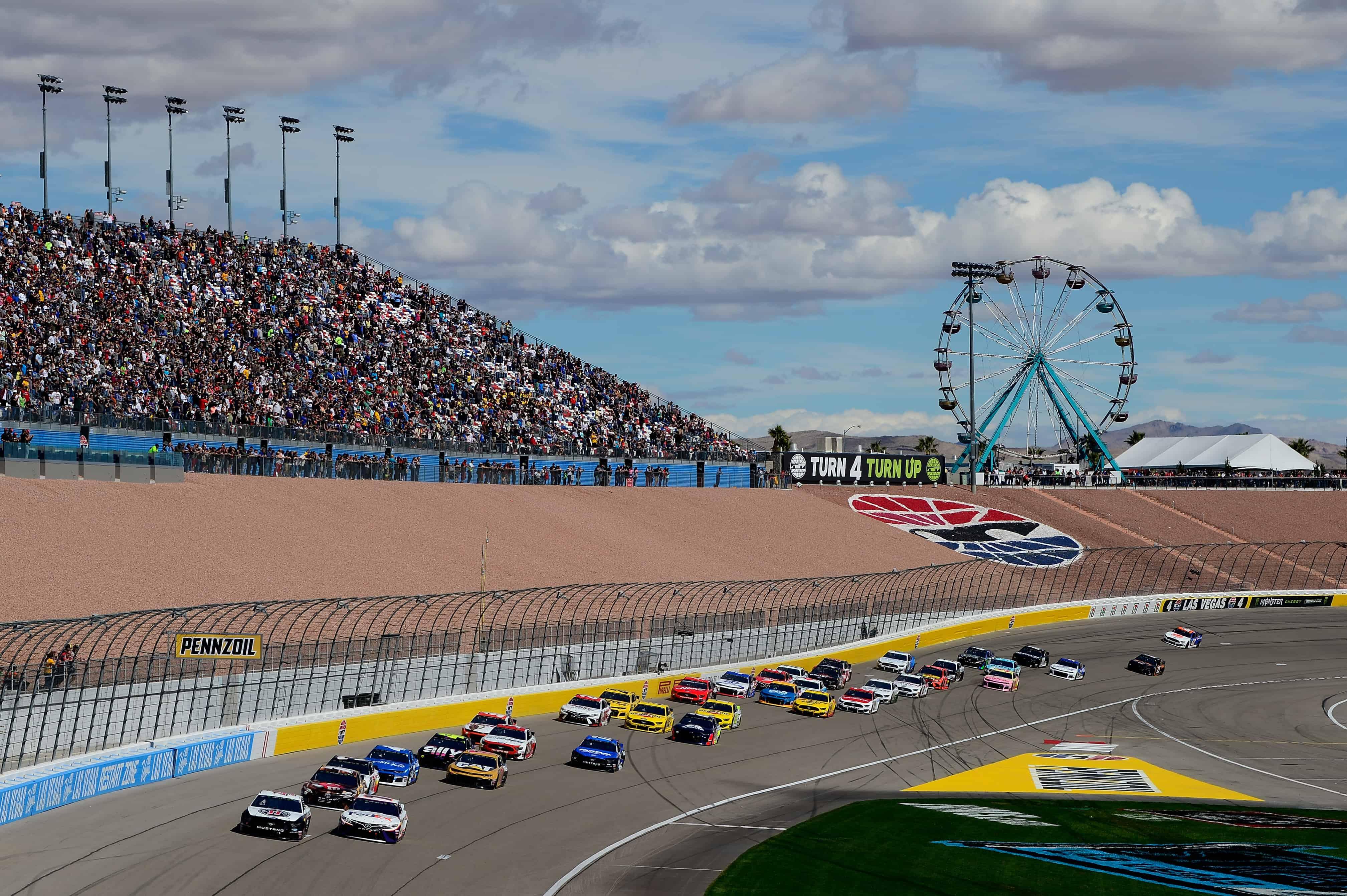 Las Vegas TV Schedule: September 2019 (NASCAR Weekend) - Racing News
