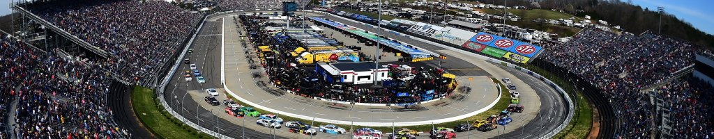 NASCAR comments on Virginia stay at home order
