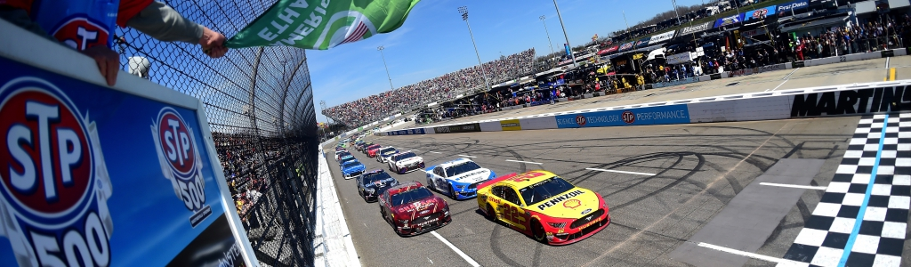 Martinsville Race Results: March 24, 2019