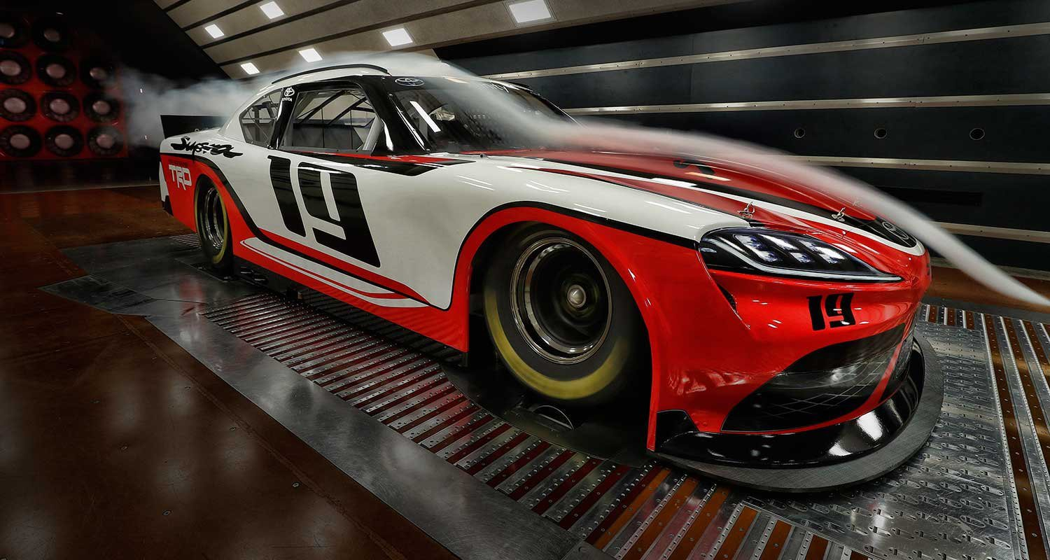 Nascar Racing Games >> Kevin Harvick on NASCAR wind tunnel costs - Racing News