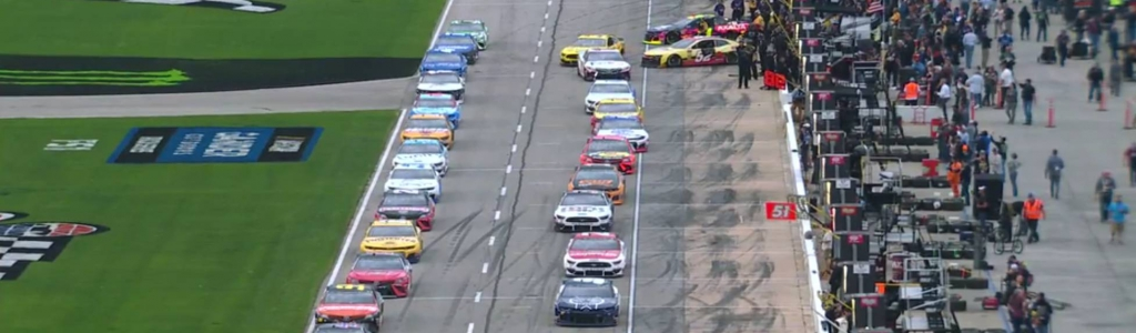 New NASCAR qualifying format: Group sessions replaced by single car runs