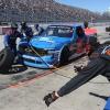 Stewart Friesen - NASCAR Truck Series pit stop