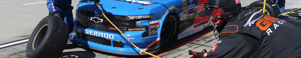 Two NASCAR truck teams penalized ahead of the race at Talladega Superspeedway