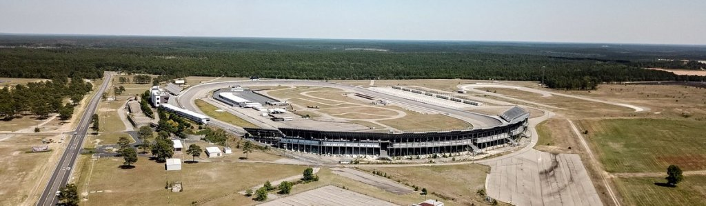 The Rock Speedway: $11.45 million development project urged by North Carolina Governor