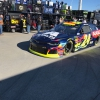 William Byron in NASCAR Garage Area