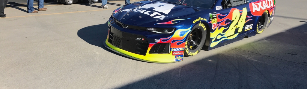Martinsville Final Practice Results: March 23, 2019