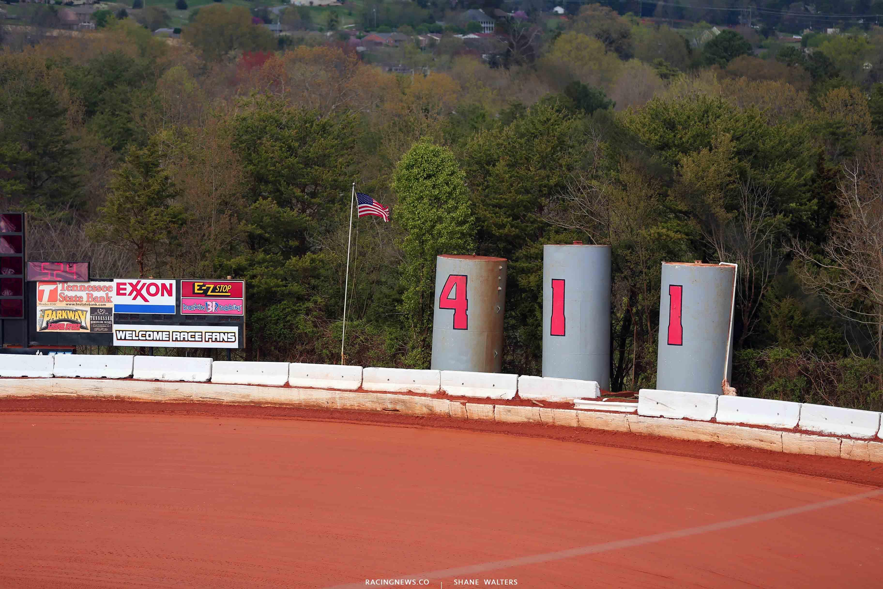 411 Motor Speedway - Dirt Track 1024