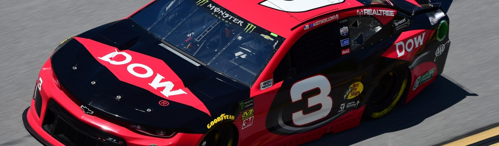 NASCAR confiscated the rear deck lid of Austin Dillon; Then, he took the pole anyway at Talladega Superspeedway