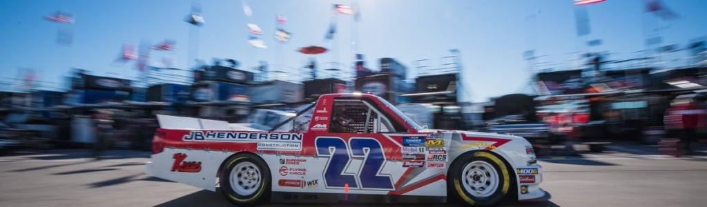 NASCAR suspends Austin Wayne Self