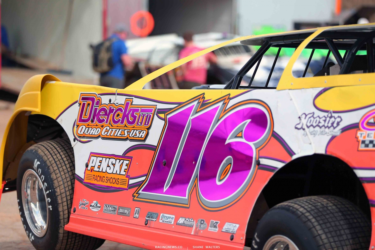 Cameron Weaver - Crate Late Model 0976
