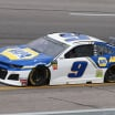 Chase Elliott at Richmond Raceway - NASCAR